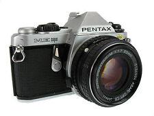 PENTAX Film Camera with Lens