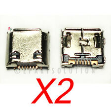 2 X Samsung Galaxy Player 5.0 YP-G70C YP-G70CWY Charging Port USB Dock Connector