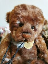 Charlie Bears Bär Teddy  Walter - ca 49 cm  - Plush Collection -