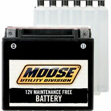 Moose Utility YT9B-BS Heavy Duty 12V Quad Bike ATV Battery