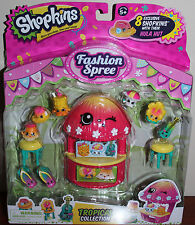 Shopkins Tropical Collection Fashion Spree