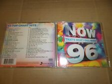 Now That's What I Call Music! 96    2cd  mint