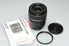 CANON 9517A002 EF-S 17-85mm f/4-5.6 IS USM LENS MINT W/CASP