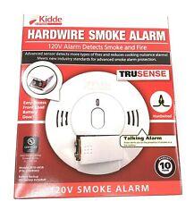 Kidde 2070-VASR TruSense AC Hardwired Smoke Alarm Smoke Detector