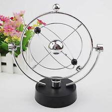 Newtons Cradle Steel Balance Ball Physics Science Pendulum Desk Toys Decoration