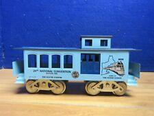 McCoy Standard 1978 TCA blue caboose 588670