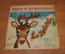 Rudolph the Red Nosed Reindeer and Other Christmas Favorites Crown Records Lp