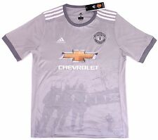 Manchester United 2017/18 New Away Third Football Shirt Jersey BNWT Man Utd MED