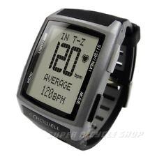ECHOWELL PH-7 Heart Rate Monitor Watch , Black x Grey