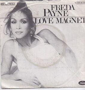 Freda Payne-Love Magnet Vinyl single
