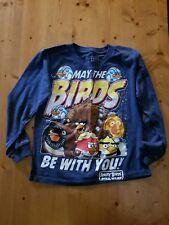Angry Birds Star Wars Boys Shirt Size XS