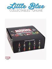 * Kidrobot MARVEL Munnyworld Zipper Pulls Series 2 * Full case of 20 blind boxes