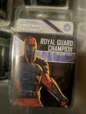 Imperial Assault Royal Guard Champion expansion - New sealed