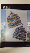 Opal Pattern - AYP022 Pixie Hat using Opal Sock Yarn 3 Ply
