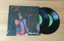 "Gillan Trouble 1980 UK Gatefold Double 7"" Single Virgin VS377 Classic Hard Rock"
