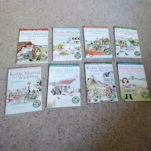 8 Katie Morag Colour First Reader Books Mairi Hedderwick, Tiresome Ted etc