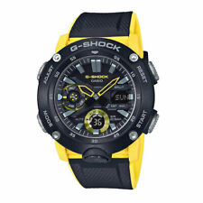 Casio Analog-Digital Sport G-SHOCK Black Mens GA-2000-1A9