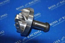 Honda trx450r trx 450 water pump boss racing billet impeller stainless shaft