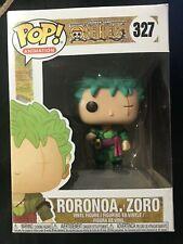 Funko Pop Games : One Piece - Roronoa Zoro - Vinyl #327 figurine de Collection