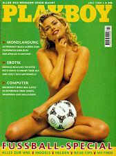 Playboy Juli/07/1994  PATTI DAVIS & JANA WUTZLER  & Fussball-Special