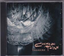 Cocteau Twins - Treasure - CD (CAD412CD 4AD France No Barcode)