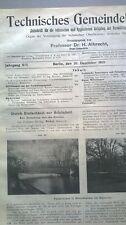 1916 18 Herrenhausen Hannover Parkbrücken Bahnhof Duisburg...ohne Bericht