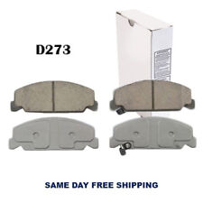 Ceramic Front Brake Pad For Honda Accord 84-85, CRX 88-91, Civic 88-00