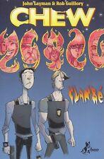 CHEW VOLUME 4: FLAMBE' EDIZIONE BAO
