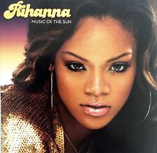 Rihanna CD Music Of The Sun - UK (EX+/EX+)
