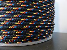 3/16 x 100 ft. Double Braid Yacht Braid Polyester.Sailboat Line/ Marine Rope