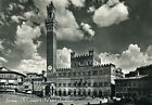 * SIENA : Campo e Palazzo Pubblico * Viaggiata Anno 1953