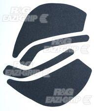 R&G Racing Eazi-Grip Traction Pads Black to fit Yamaha FZ8 Fazer 800
