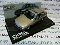 OPE51R voiture 1/43 IXO eagle moss OPEL collection : SENATOR B 1987/1993