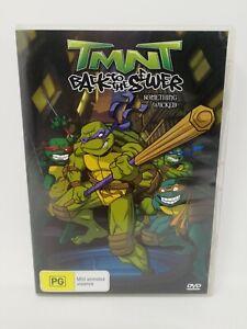 TMNT - Back to the Sewer - Something Wicked Vol 1 - Ninja Turtles - Region 4 DVD