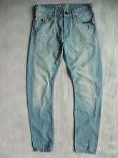 Maison Scotch Naoyo slim Boyfriend dirty aged Jeans Hose 34 W26/L32 1AZust. °561
