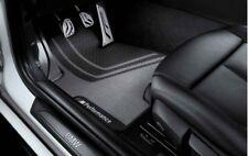 Pédales Pédalier Aluminium Brossé BMW Série 5 F10 Boîte Manuelle SANS PERÇAGE