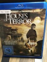 Houses of Terror [Blu-ray] von Roe, Bobby | DVD | Zustand sehr gut