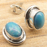 Stud Earrings ! Many Gemstones, Many Styles ! 925 Silver Plated Fashion Jewelry