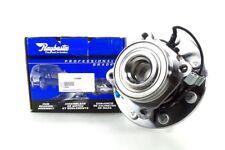 NEW Raybestos Hub Bearing Assembly Front 715098 Silverado Sierra 2500 3500 07-10