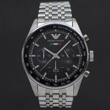 Emporio Armani Ar5983 Tazio Italia reloj hombre Cronógrafo