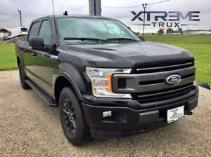Textured Black 18-21 Ford F150 OE Fender Flares Bolt On Set No Drill Rugged
