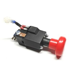 Manitou forklift emergency stop switch 23809870