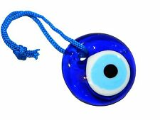 4cm Lucky Evil Eye Nazar Boncuk Turkish Greek Glass Hanging Good Luck Protection