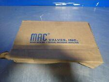 Mac Mv-A1C-A351-Pm-111Da Solenoid Valve Factory Sealed