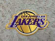 """LA Lakers M size High Quality Embroidered Patch 7.5""""x4.7"""""""