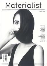 Materialist Magazine 1,Isabella Huffington,Tracey Emin,Kiki Smith,Danny Gabay