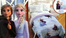 New Disney Frozen 2 Twin 5 Pc. Bed-In-Bag-Comforter, Sheets, Pillow Case, Pillow