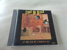 Chris De Burgh CD At The End Of a Perfect Day (W Germany Press) Broken Wings