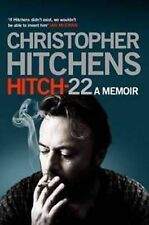 Christopher Hitchens HITCH-22 A MEMOIR atheism Vietnam War Mother's suicide LARG