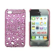 Cover e custodie Apple in plastica con strass, gioielli per cellulari e palmari
